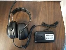 Peltor Lite-Com Radio Headset 49-HX