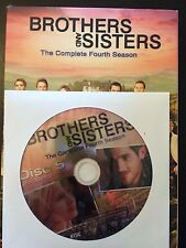 Brothers and Sisters - Season 4, Disc 5 REPLACEMENT DISC (not full season)
