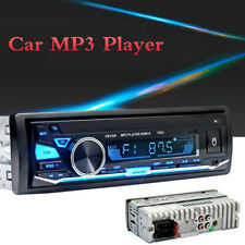 Bluetooth Car Stereo Audio FM Aux Input Receiver USB MP3 Radio No CD/DVD Player