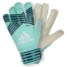 Adidas Ace Junior Soccer Goalie Gloves Aqua / Black (Bs1511) Size 8