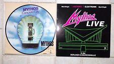 MYTHOS - Concrete City  LP  PICTURE DISC  &  MYTHOS LIVE in Berlin Kongresshalle