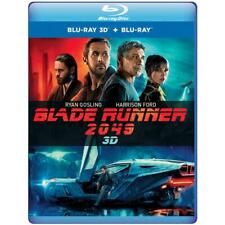 Blade Runner 2049 (Blu-ray 3D + Blu-ray) Ryan Gosling, Harrison Ford - New!