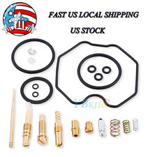 Carburetor Repair Kit Carb Rebuild for Honda TRX 250 Fourtrax 250 2001-2004 2005