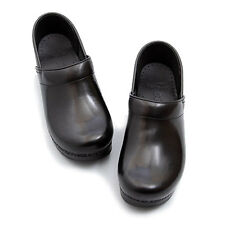 scarpa dansko professional black cabrio sabot
