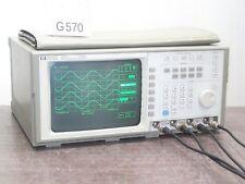AGILENT HP 54501A OSCILLOSCOPE 4x100MHz GPIB *G570