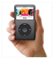Sealed New iPod Classic 7th Gen 160GB Black (Latest Model) ~ Warranty + Gifts