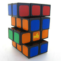 Black mf8 Full Function 2x3x4 234 Magic Cube Twist Puzzle Toys Brain Teaser