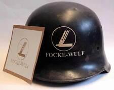 German Focke-Wulf Factory Helmet Stencil WW2 Template M34 M35 M40 M42 WWII Fire