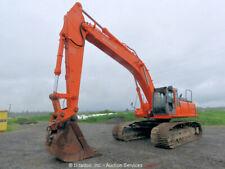 New listing 2003 Hitachi Zx450Lc Zaxis Hydraulic Excavator Heated Cab A/C Hyd Q/C bidadoo