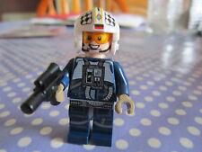 brand new y wing pilot, lego star wars 75172