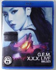 G.E.M. 鄧紫棋 XXX Live Concert 演唱會 Blu-Ray Region Free GEM Tang X.X.X. 2013