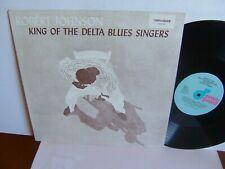Robert Johnson - King Of The Delta Blues Singers VSLP 217 Australia LP 1970