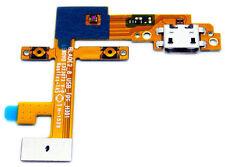 Genuine Lenovo Yoga 2-830F 2-830LC Tecla de volumen puerto de carga Micro USB Cable Flexible