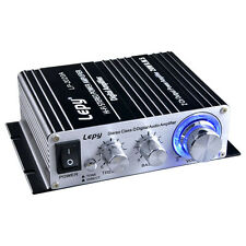 Lepy LP-2020A Hi-Fi Stereo Power Amplifier Digital Audio Class D Car Auto Amp_UK