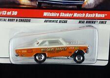 Hot Wheels Drag Strip Demons Wilshire Shaker Chevy Nova # 13 of 30