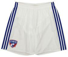 adidas Men's MLS Adizero Team Replica Short, FC Dallas- White
