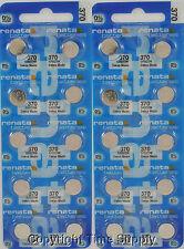 20 pc 370 Renata Watch Batteries SR920W FREE SHIP  0% MERCURY