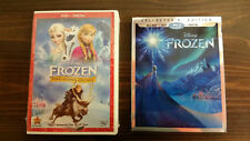 Blu-Ray, DVD and Digtal copy of Disney Frozen + Sign along