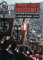 DVD ☆ LA MONTEE DES FASCISMES ☆ LA SECONDE GUERRE MONDIALE 1939 - 1945 ☆ OCCAS