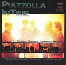 Piazzolla In Time Super Audio Hybrid CD (CD, Oct-2004, Alba)