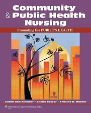 New! Community & Public Health Nursing: Promoting the Public's Health