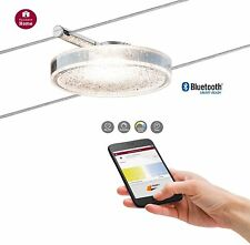 Paulmann Smarthome LED Seilspots 4 Modelle Dimmbar +Weißlichtsteuern 2700-6500K