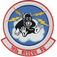 USAF 102nd Rescue Squadron Patch NEW!!!