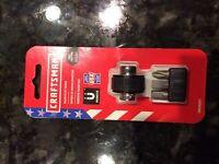 Craftsman 1//4 in.Speedshank-USA Made 64056-1//8 in Speedlok titanium drill bit