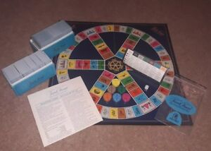 Trivial Pursuit Master Game Young Players Edition Vintage 1984 Age 7 and over