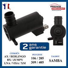 Pompe de Lave Glace AX BERLINGO BX C15 JUMPY LNA VISA XM 106 205 309 405 SAMBA