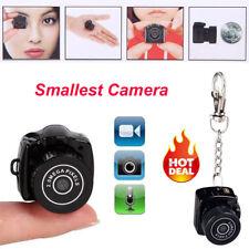 Smallest Mini Camera DV Camcorder Digital Video Recorder Nanny DVR Webcam Cam US