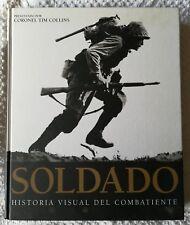 Soldado , Historia Visual Del Combatiente - R. G. GRANT .  Gran Formato