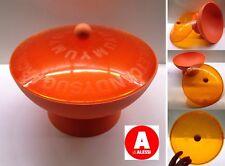 ALESSI Yummi biscottiera arancione