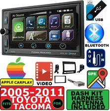 FOR 2005-11 TACOMA NAVIGATION BLUETOOTH APPLE CARPLAY CAR USB RADIO STEREO