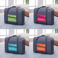 Outdoor Waterproof Nylon Storage Folding Travel Luggage Carry Organizer Bag US
