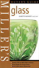 Millers GLASS Buyers Guide, Hayhurst, 1840003618, (Glass Price Guide) NEW
