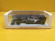 Spark S3076 - Sauber C33 - GP Australia 2014 Adrain Sutil