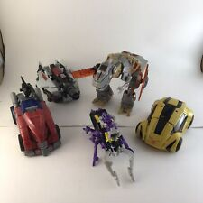 Transformers Generations Fall Of Cybertron Lot Of 5! Grimlock Optimus Megatron