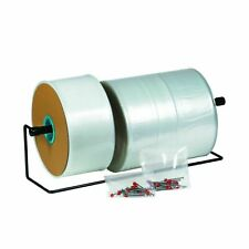 "Poly Tubing Clear Roll 16"" wide 1075' roll 4 mil"