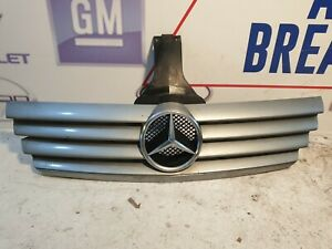 MERCEDES BENZ C CLASS 2001-2007 W203 FRONT GRILL