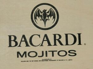 NEW! 2002-2003 BACARDI MOJITO KIT COMPLETE!   VERY RARE