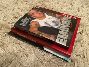 Eminem Book Bundle Joblot - The Way I am, The Story Of, Cleaning Out My Closet