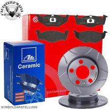 BREMBO Bremsscheiben Set Beläge AJNWG 240mm vorne für FIAT 500 1.2