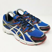 Asics GT-1000 Running Shoes Blue Boys Sneakers Size 5.5