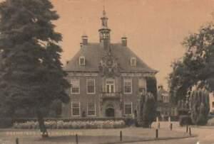 Ansichtkaart Nederland : Heemstede - Raadhuisplein (boxa0025)
