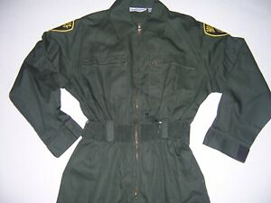 CALIFORNIA Department of Corrections CDC Jumpsuit Uniform sizes 40-58