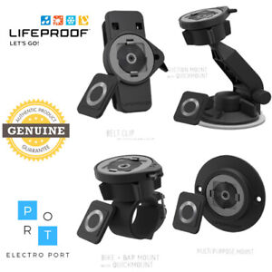 LifeProof LifeActiv Arm Band / Car Holder/ Bike Holder / Multipurpose Mount