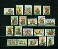 SHIPS OF MOZAMBIQUE   SC435-54   {20}   1963