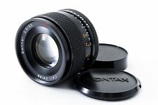 [Excellent+] Contax Carl Zeiss Sonnar T* 85mm f/2.8 AEJ from Japan #144