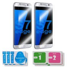 2x Samsung Galaxy S7 Edge Panzerglas 9H Panzerglasfolie Panzerfolie Schutzfolie